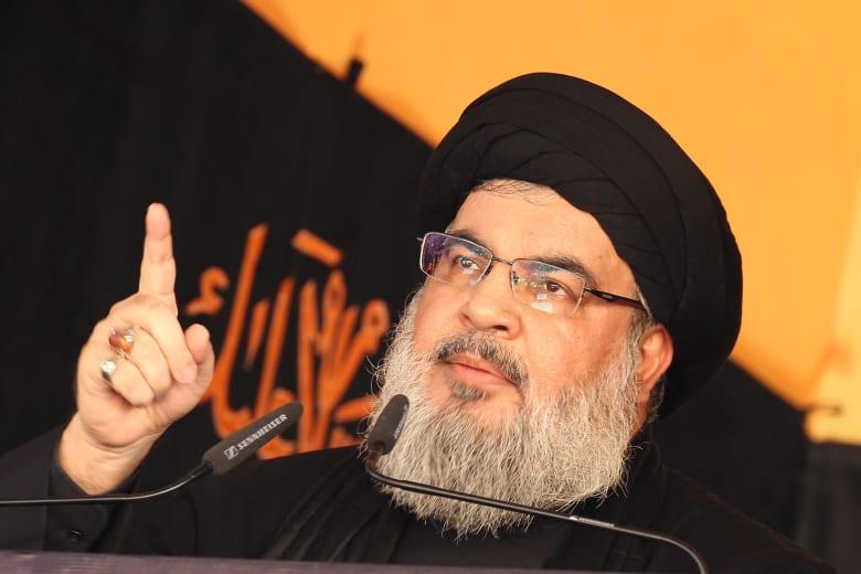 حسن نصرالله يعلق على مظاهرات لبنان واستقالة الحكومة ومن يتحمل المسؤولية