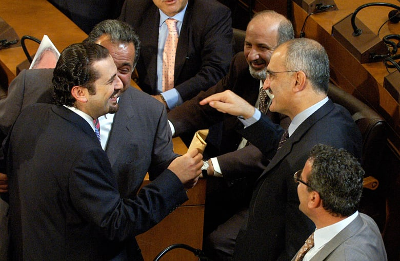 """وزير المالية اللبناني يكشف ما توصل إليه مع الحريري بشأن """"الموازنة"""" و""""الضرائب"""""""