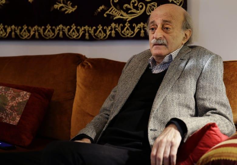 """جنبلاط: رفضنا ورقة الحريري الاقتصادية وباسيل """"رمز الاستبداد"""" يجب أن يتنحى"""