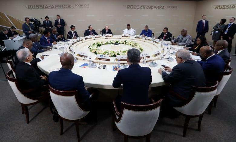 لقاء بين رئيس مصر ورئيس وزراء إثيوبيا وسط أزمة سد النهضة
