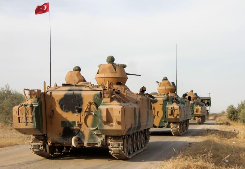 تركيا تعلن إصابة 5 من جنودها في هجوم لأكراد في شمال سوريا