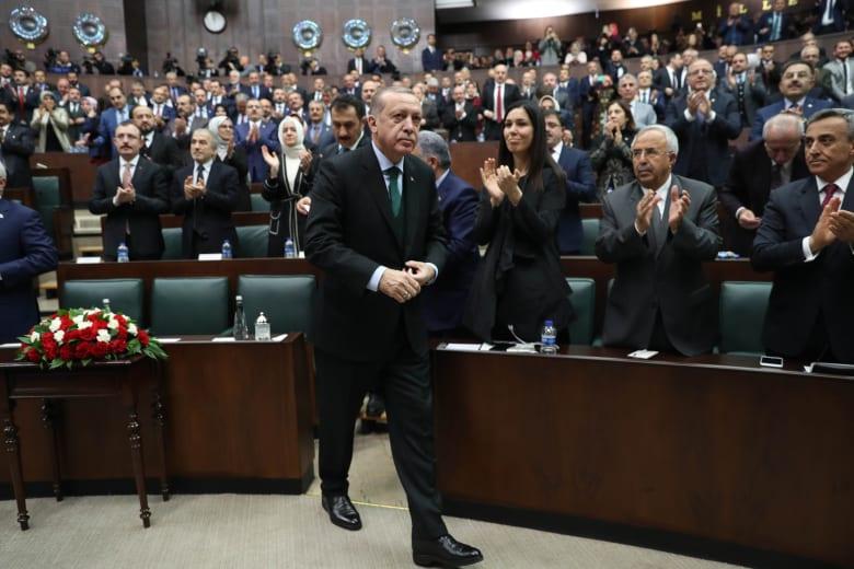 أردوغان يجدد هجومه على الجامعة العربية وبحث إعادة ضم سوريا مجددا
