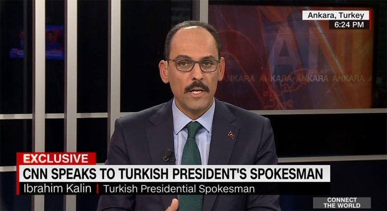 المتحدث باسم رئاسة تركيا لـCNN عن سوريا: ما لم نتوصل له مع أمريكا توصلنا له مع روسيا