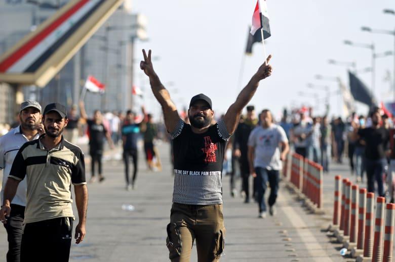وسط تجدد المظاهرات في العراق.. إليكم إجراءات إصلاحية أعلنها رئيس الوزراء