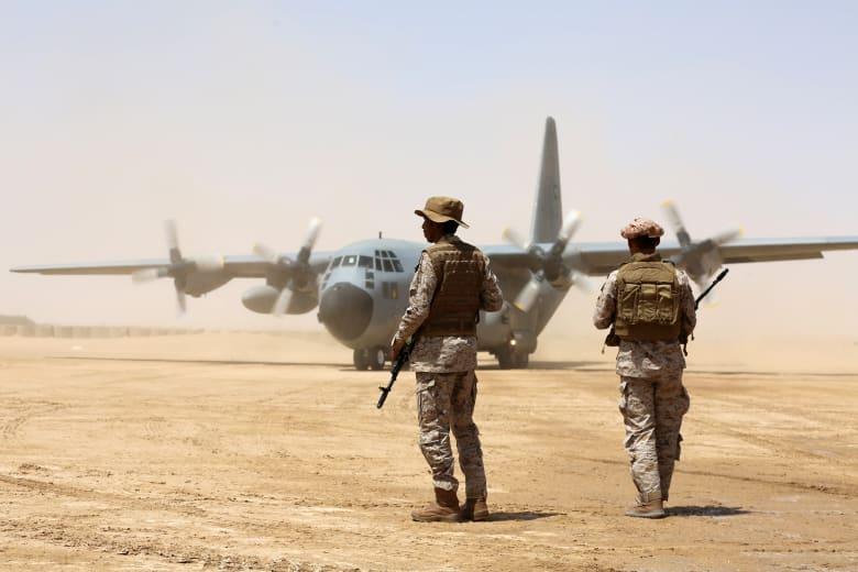 """تحالف """"دعم الشرعية"""" في اليمن يعلن إعادة تموضع قواته بقيادة السعودية في عدن"""