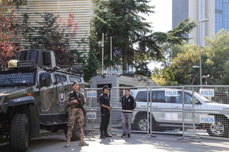 السلطات التركية توقف 20 أجنبيا في أنقرة للاشتباه في صلتهم بداعش