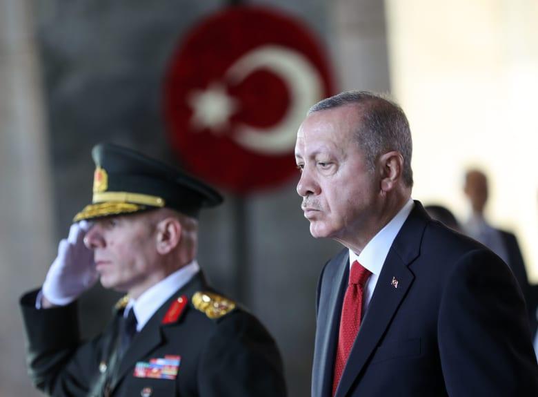 """أردوغان: أي دولة غير تركيا تدعي انشغالها بالإنسان في سوريا هي """"كاذبة"""""""