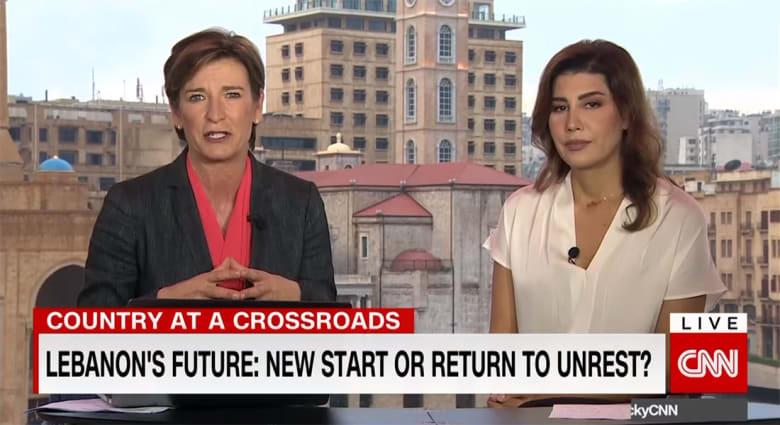بولا يعقوبيان لـCNN: هناك 5 أو 6 زعماء طائفيون يحكمون لبنان بمافيا واحدة