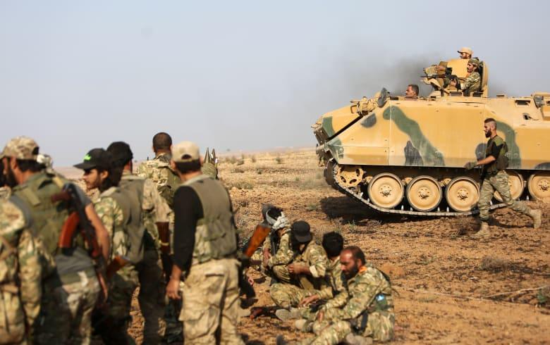 قوات سوريا الديمقراطية: تركيا مستمرة في حربها ولا تلتزم بوقف إطلاق النار