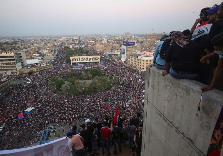 264 قتيلًا وأكثر من 12 ألف مصاب منذ بدء الاحتجاجات في العراق