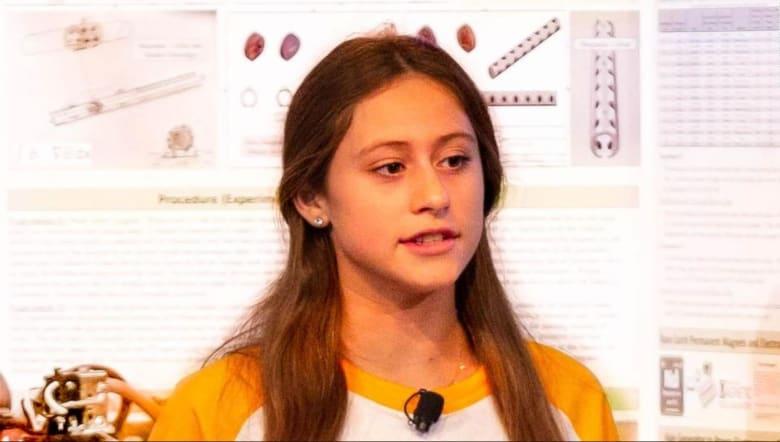 """صديق للبيئة وأقل تكلفة.. هل صممت هذه المراهقة نسخة أفضل من الـ""""هايبرلوب""""؟"""
