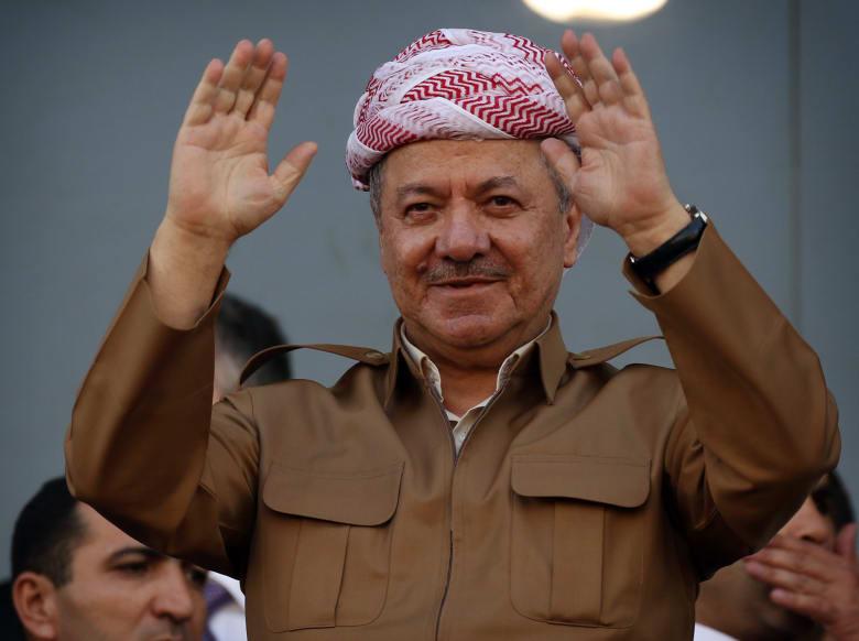 برزاني يحذر من تقويض حقوق الأكراد في التعديلات الدستورية المُزمعة بالعراق