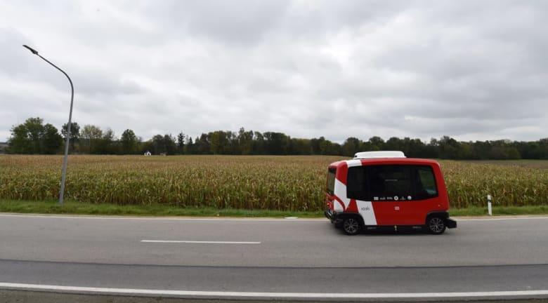 """""""الكبسولات الذكية"""" تشق طريقها نحو وسائل النقل العام ذاتية القيادة"""