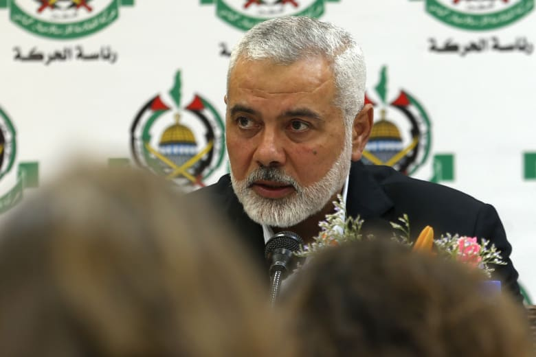 إسماعيل هنية: عباس وافق على إجراء انتخابات رئاسية وتشريعية فلسطينية
