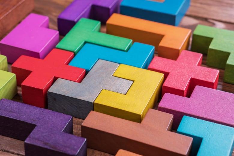 "لعبة ""Tetris"""