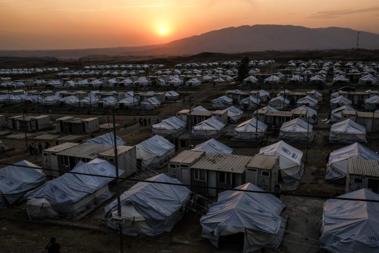 """""""الكويتي للتنمية"""" يدشن مشروعات للاجئين في كردستان العراق"""