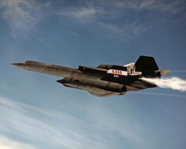 بعد 55 عاماً..طائرة التجسس لوكهيد SR-71 الأسرع في العالم منذ الستينات