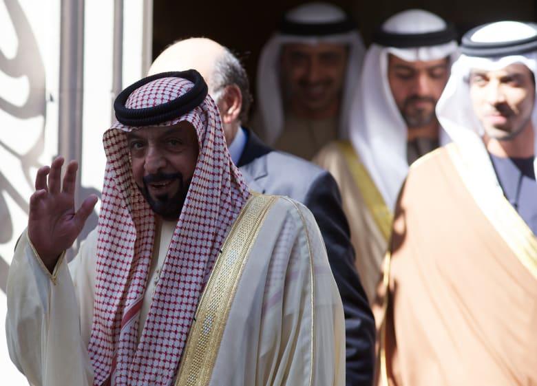 انتخاب خليفة بن زايد رئيسا للإمارات للمرة الرابعة