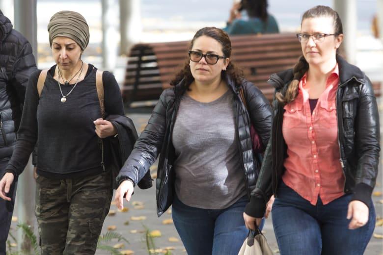 ثالث المتهمين بالتجسس للسعودية.. هذا ما جاء بجلسة استماع أبوعمو وما قالته زوجته بأمريكا