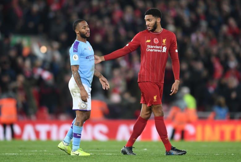 قمة ليفربول ومانشستر سيتي تلقي بظلالها على منتخب إنجلترا.. فما القضية؟