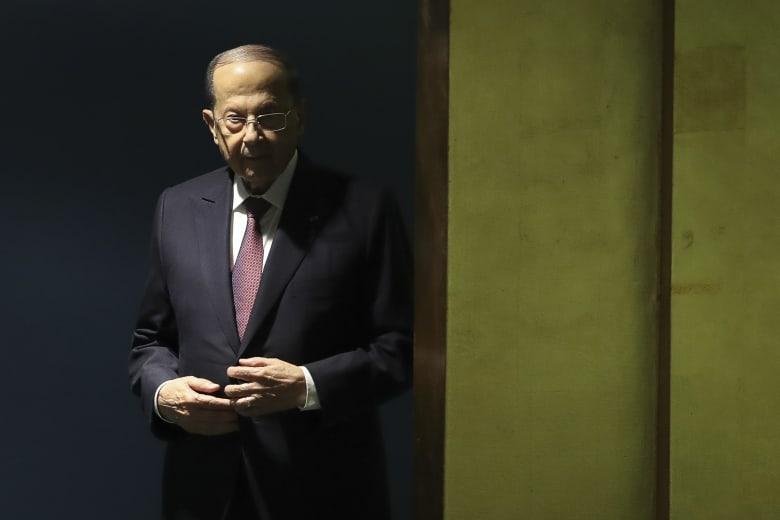 ميشال عون: حزب الله لا يتدخل على الأراضي اللبنانية.. وإلغاءه غير ممكن