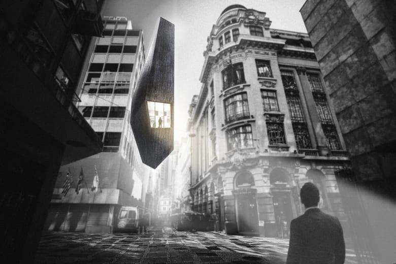 تصاميم معمارية تطفو في الهواء.. هل هذا هو مستقبل دبي؟