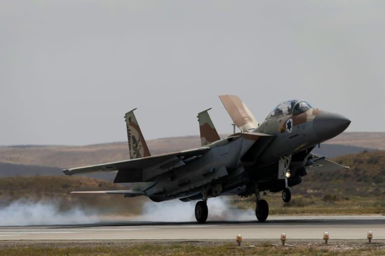 صورة أرشيفية لمقاتلة إسرائيلية