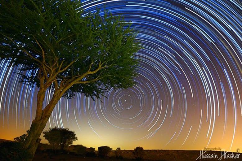 المصور السعودي، حسين العسكر