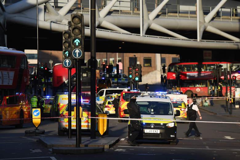 إطلاق نار قرب جسر لندن.. والشرطة: الحادث في مراحله الأولى