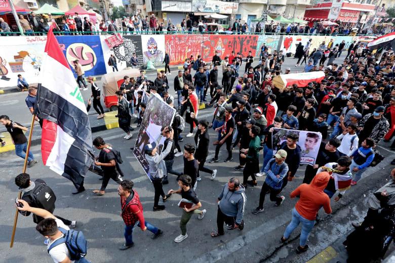 البرلمان العراقي يقبل استقالة رئيس الحكومة.. والحلبوسي يطالب صالح بتسمية خليفة عبدالمهدي