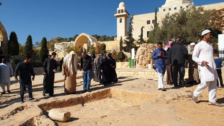 موقع أهل الكهف في الأردن