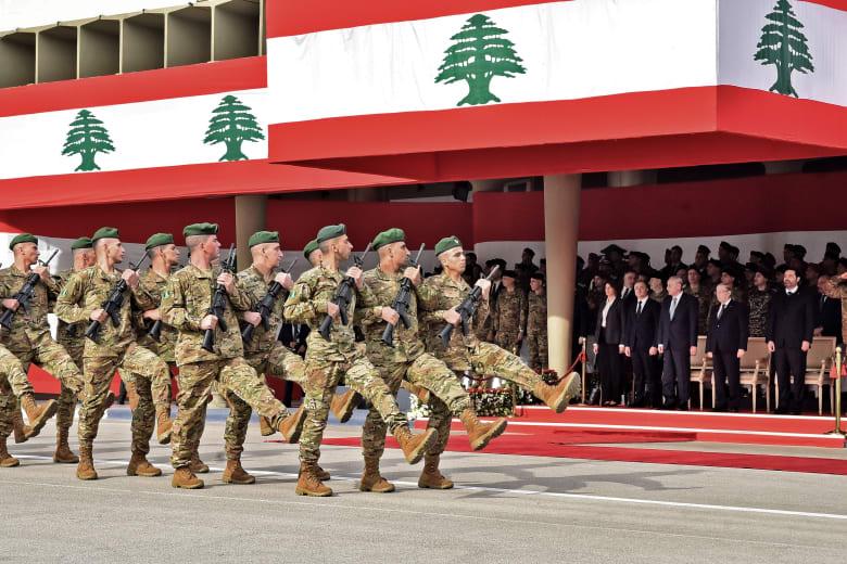 الولايات المتحدة ترفع الحظر عن مساعدات عسكرية للبنان بقيمة 105 ملايين دولار