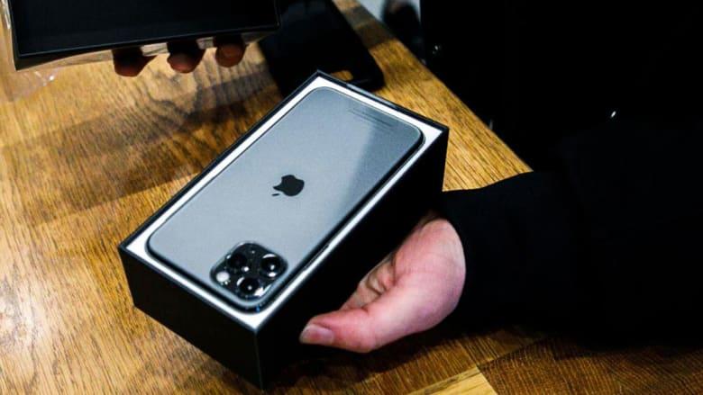 من المتوقع أن تصدر شركة آبل 4 هواتف آيفون بشبكة الجيل الخامس (5G) في العام 2020، وفقاً لتقرير تنبؤات صادر عن جي بي مورغان.