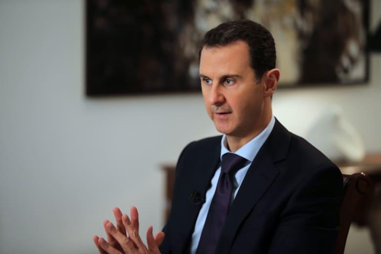 صورة من مقابلة سابقة للأسد