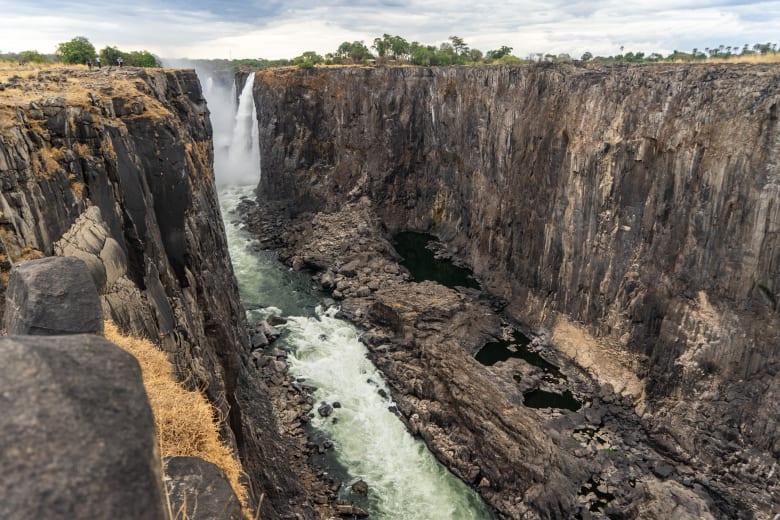 الجفاف المناخي في زيمبابوي