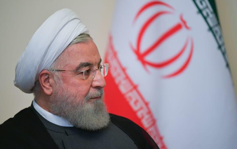 """روحاني يعترف: إيران تشهد """"ظروفا صعبة"""".. والاتفاق النووي ليس مقدسا ولا لعنة"""