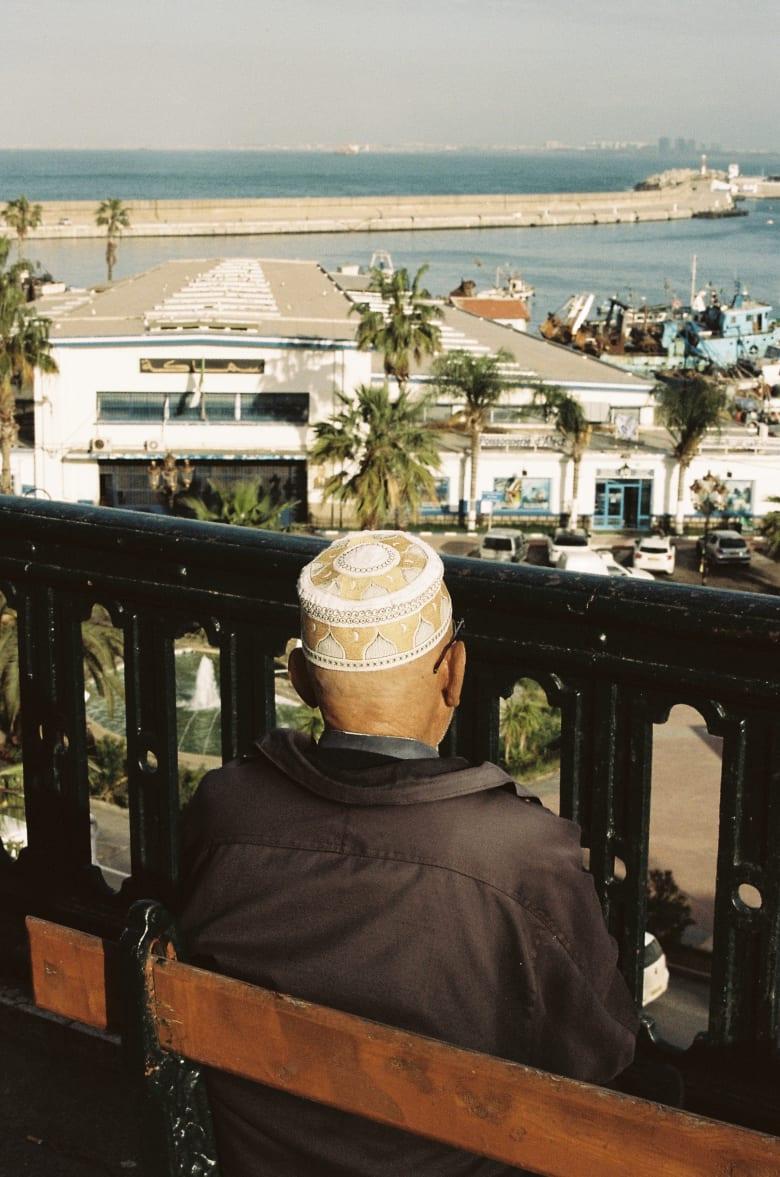 الفنان التونسي الفرنسي، سفيان بن سلامة