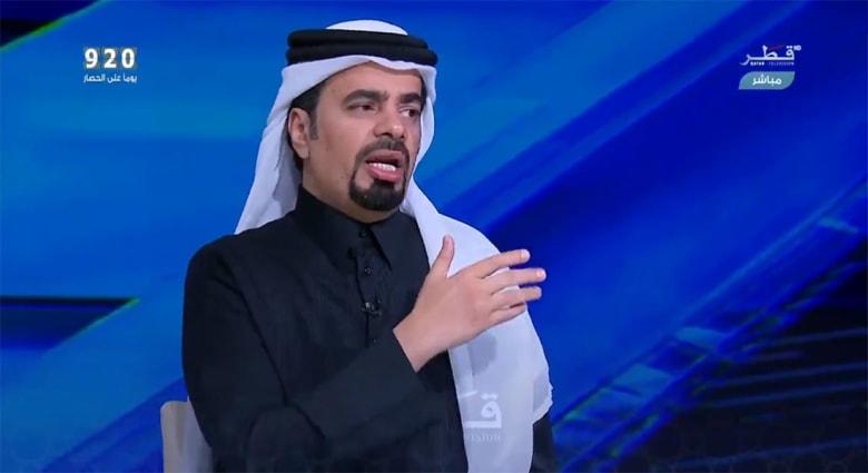 الإعلامي القطري عبدالله العذبة