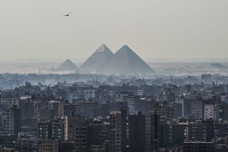 الأهرام في مصر