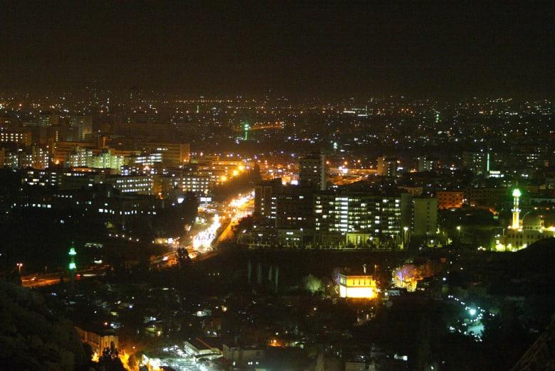 صورة أرشيفية لدمشق