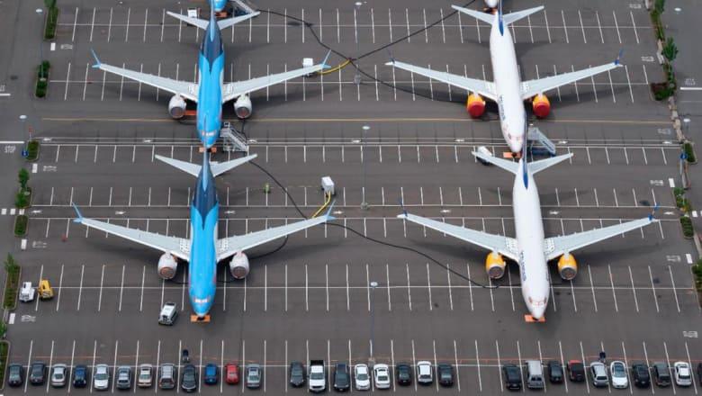 أعلنت بوينغ عن قرارها لإيقاف إنتاج طائراتها من طراز 737 ماكس ابتداء من شهر يناير/كانون الثاني المقبل