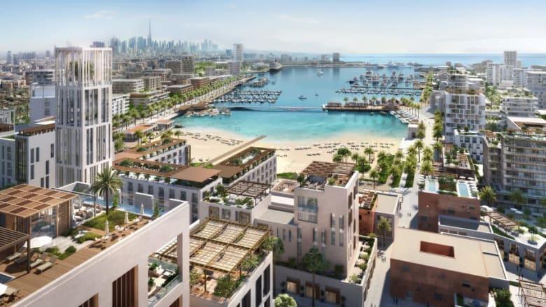 دبي كوجهة للرحلات البحرية