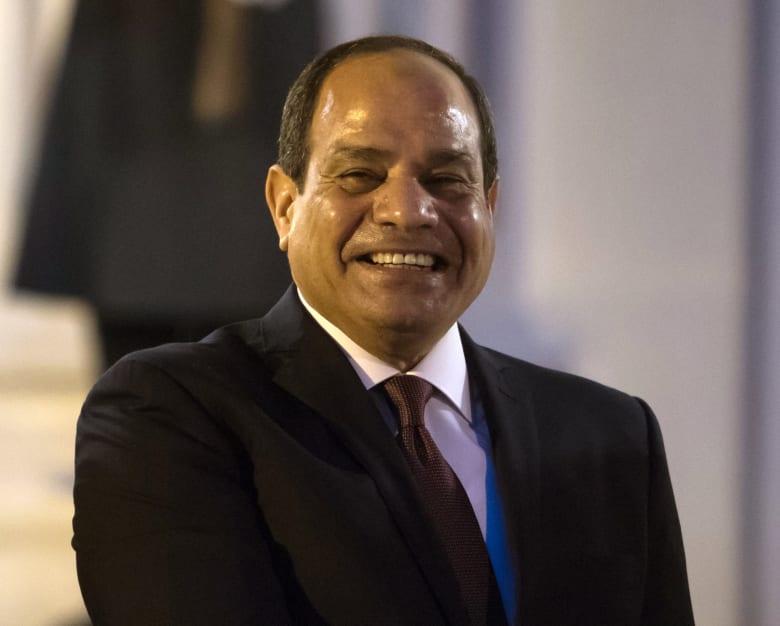 رئيس مصر، عبدالفتاح السيسي