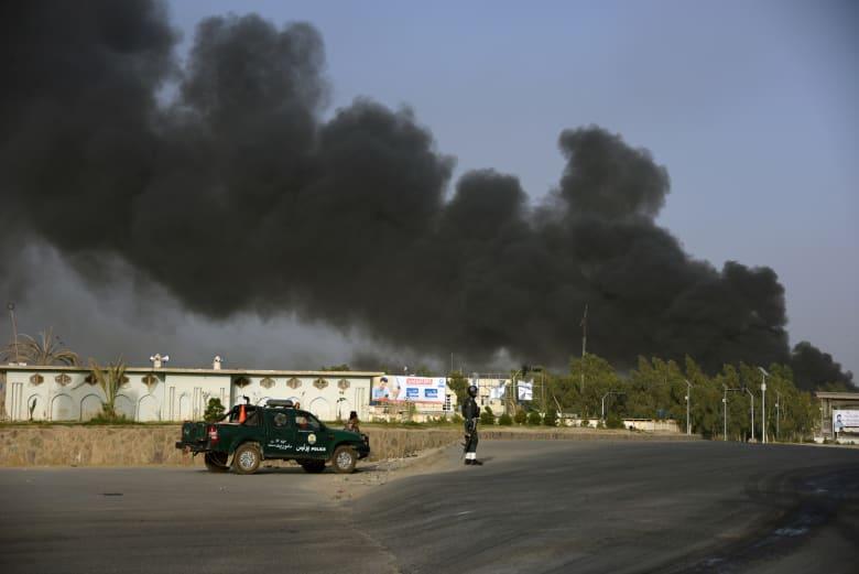انفجار سيارة مفخخة في إقليم قندهار في أفغانستان