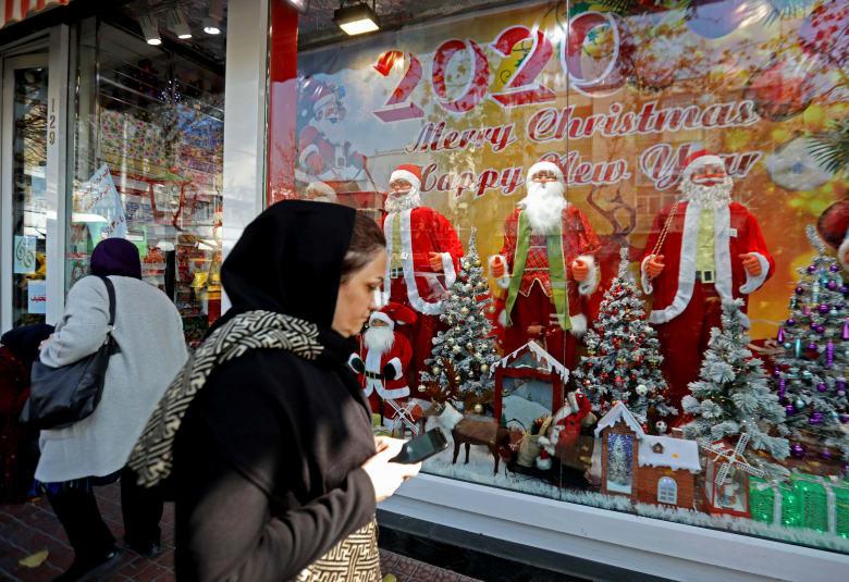 أعياد الميلاد في إيران