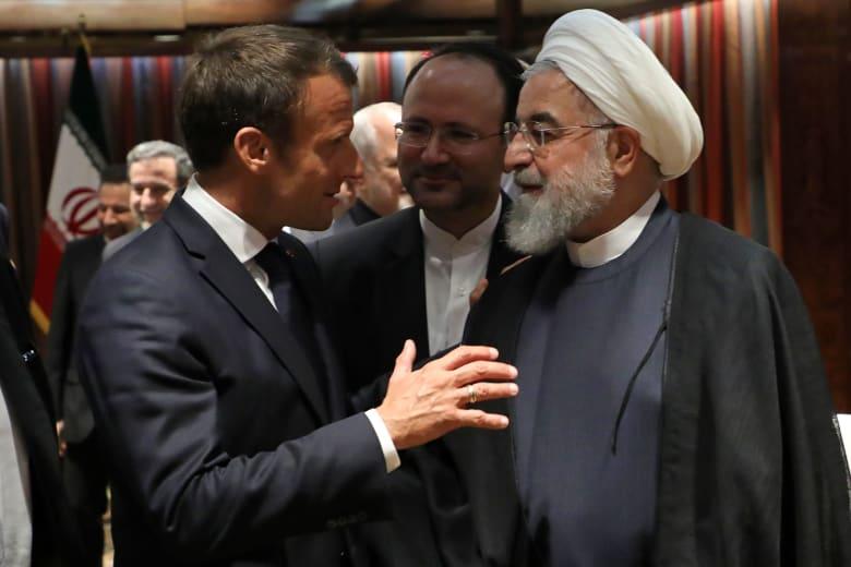 """فرنسا تستدعي السفير الإيراني بسبب احتجاز """"غير مقبول"""" لأكاديميين فرنسيين"""