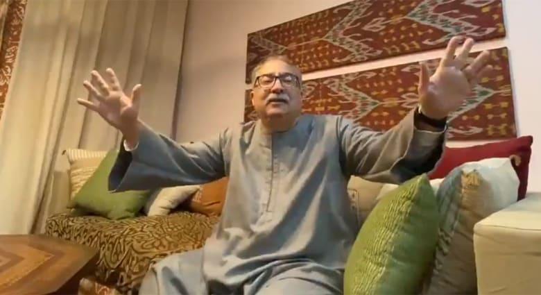 الإعلامي المصري، إبراهيم عيسى
