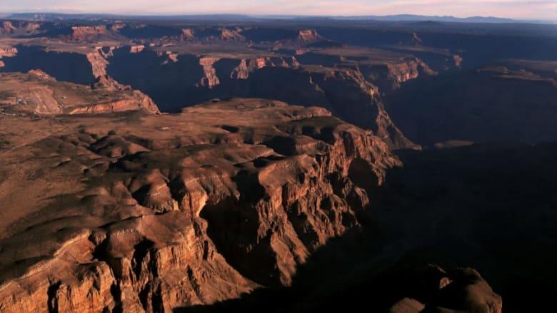 منتزه غراند كانيون الوطني في أريزونا