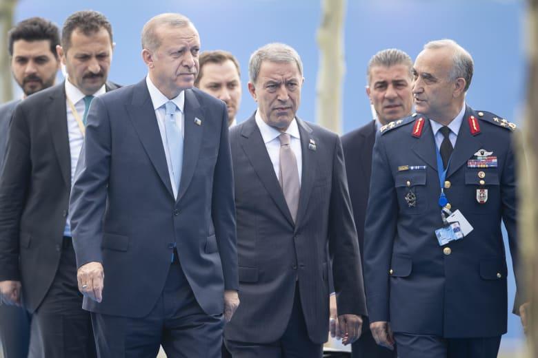 صورة أرشيفية للرئيس التركي رجب طيب اردوغان