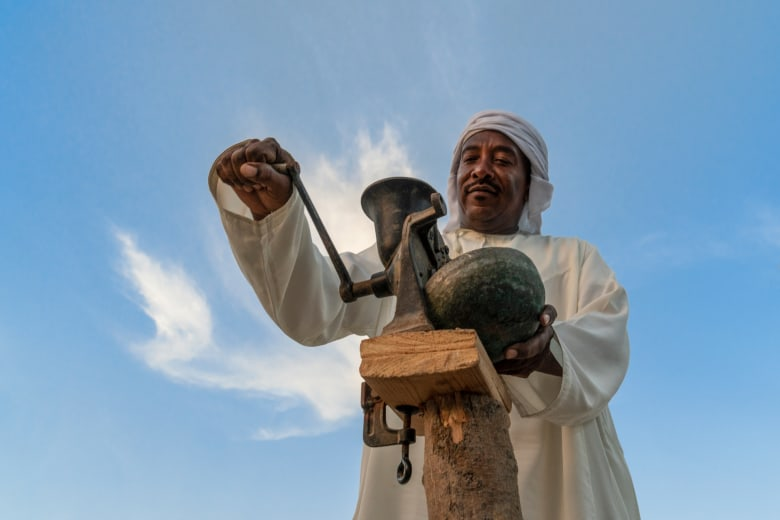 القهوة العمانية